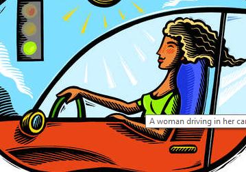 lady-in-car